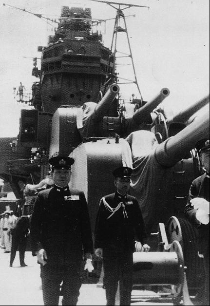 Легкий крейсер «Oyodo»