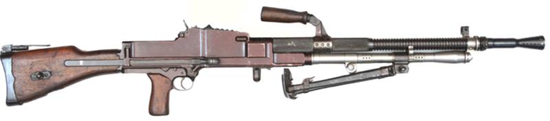 Ручной пулемет ZB vz.30