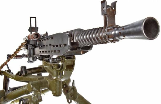 Станковый пулемет ZB-53/ Vz.37