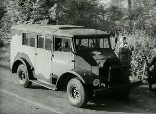 6-местный автобус на базе Ford F-8