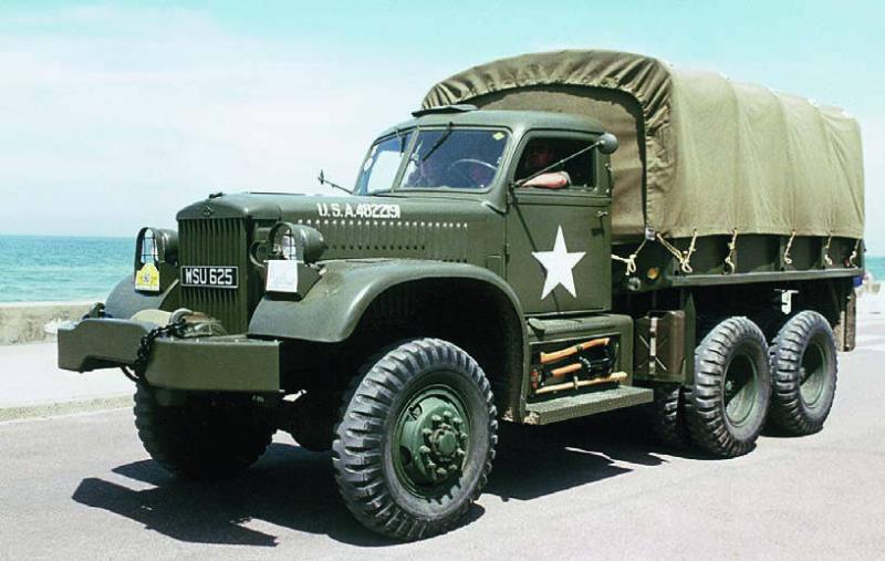 Бортовой грузовик Diamond Т-968 с закрытой кабиной