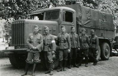 Бортовой грузовик Skoda 6ST6-T