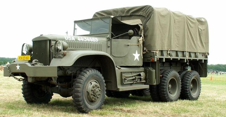 Бортовой грузовик Diamond Т-968 с открытой кабиной