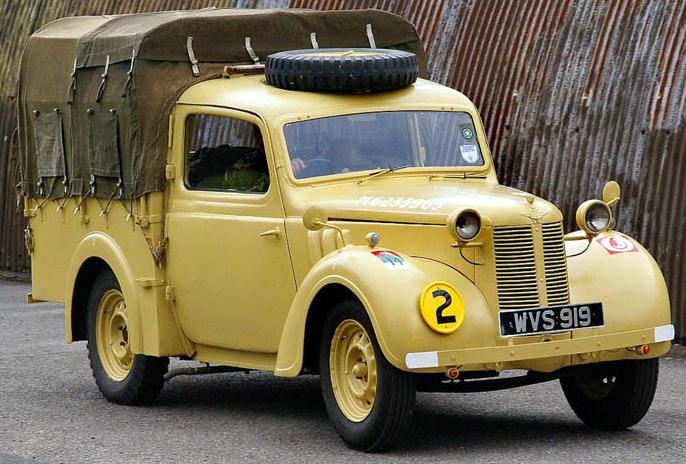 Автомобиль Austin 10-НР (Tilly)
