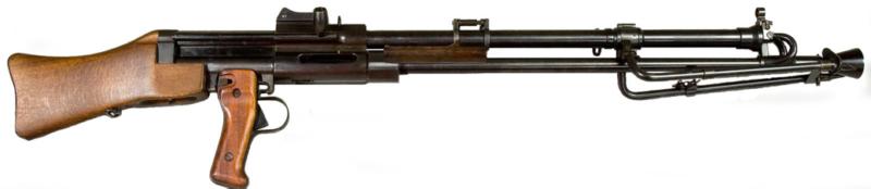 Ручной пулемет Kg. m/40