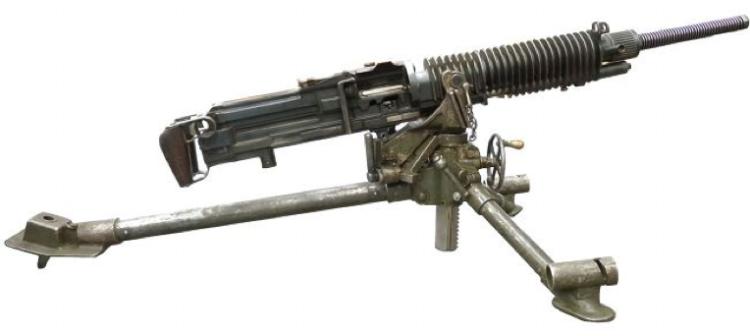 Станковый пулемет Type 03