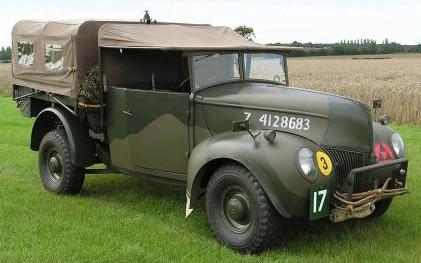 Пикап Ford WOC-1