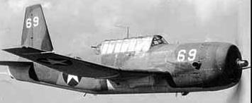 Бомбардировщик Vultee A-31 Vengeance Мк-III