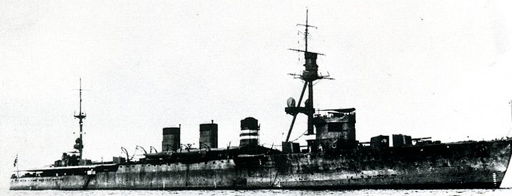 Легкий крейсер «Oi»