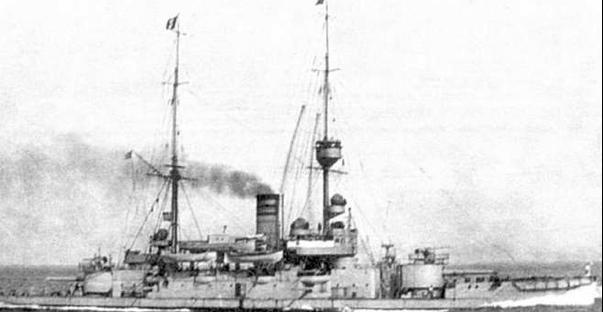 Броненосец береговой обороны «Peder Skram»