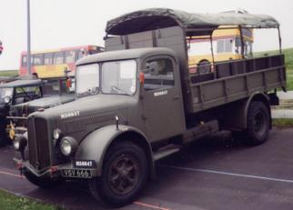 Бортовой грузовик Saurer 4-CT 1D