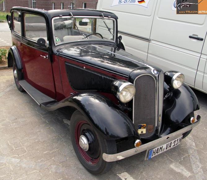 Cabrio-Limousine BMW-309