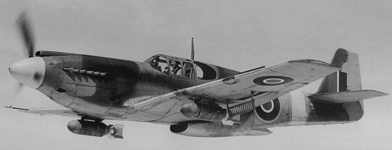Штурмовик A-36А Apache (Invader)