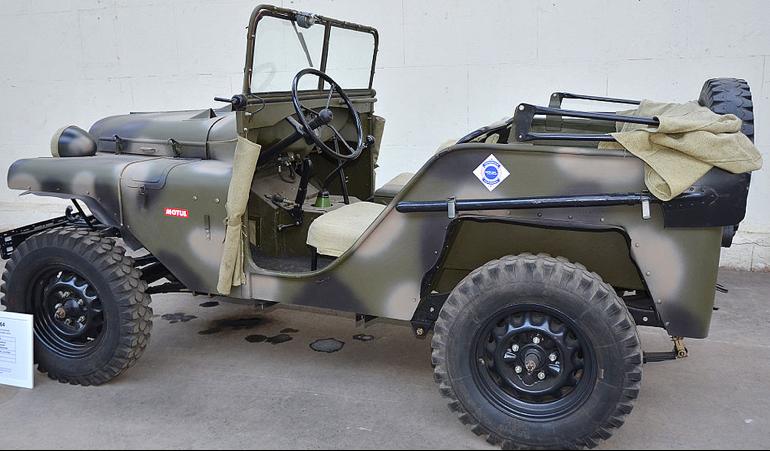 Внедорожник  ГАЗ-64