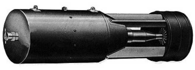 Противолодочная бомба AN-Mk-54