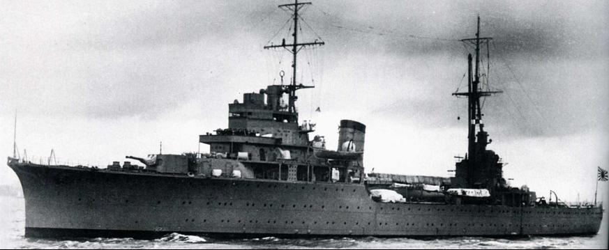 Крейсер «Katori»