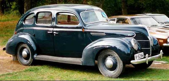 Автомобиль Ford Model 11-A-73