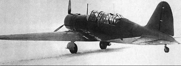 Легкий бомбардировщик Су-2 (ББ-1)