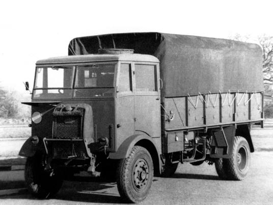 Бортовой грузовик Maudslay Militant