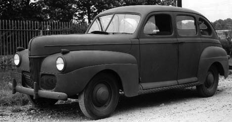 Автомобиь Ford Model 11-A-73