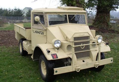 Бортовой грузовик Chevrolet C-8