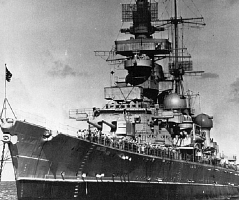 Тяжелый крейсер «Prinz Eugen»