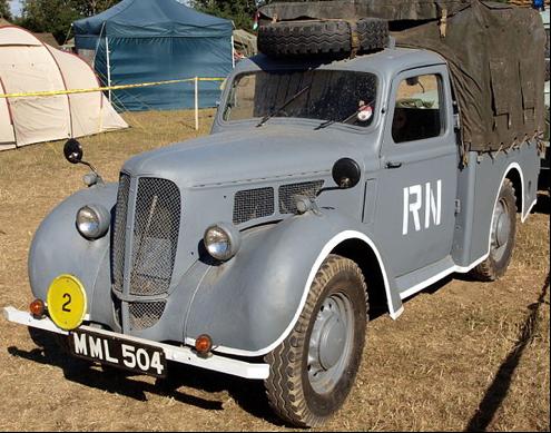 Пикап Hillman 10-НР (Tilly)
