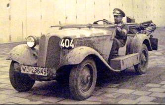 Кабриолет BMW-315
