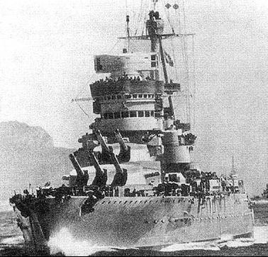 Линейный корабль «Conte di Cavour»