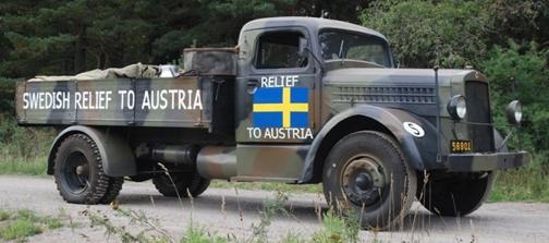 Бортовой грузовик Scania-Vabis 335