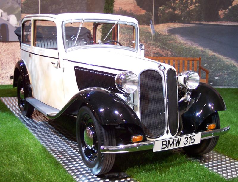 Седан BMW-315