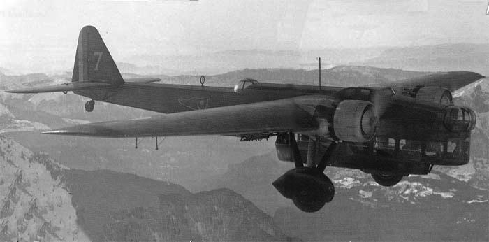 Бомбардировщик Amiot-143