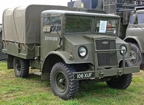 Грузовик Chevrolet C-15