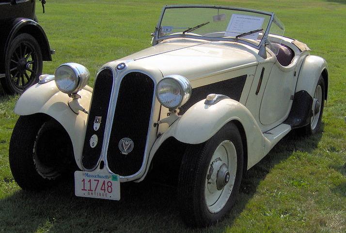 Автомобиль BMW-315/1