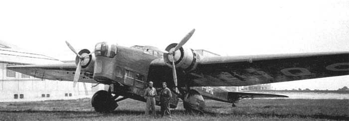 Бомбардировщик Amiot 143M