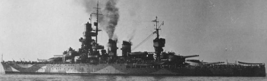 Линейный корабль «Andrea Doria»