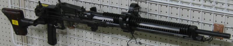 Танковый пулемет Type 97 (7,7 mm tank)