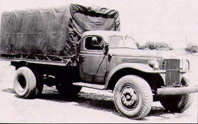 Грузовик Dodge Т-234