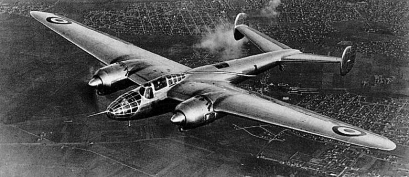 Бомбардировщик Amiot 351