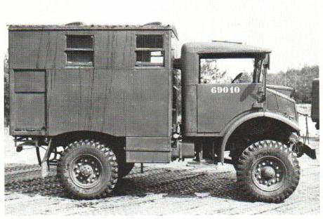 Фургон Chevrolet C-15А