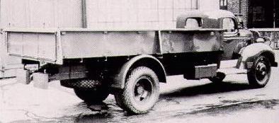 Грузовик Dodge VH-48