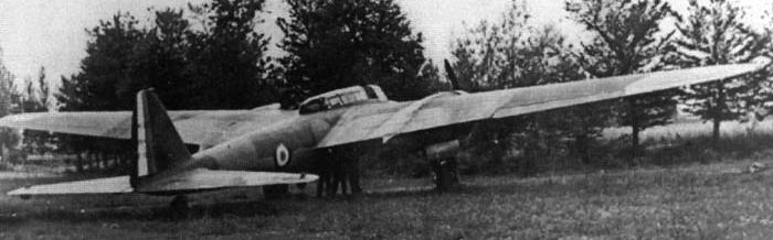 Бомбардировщик Amiot 354