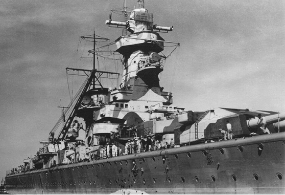 Тяжелый крейсер «Admiral Graf Spee»