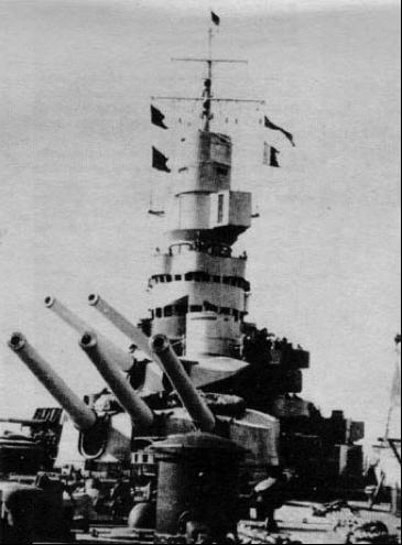 Линейный корабль «Caio Duilio»