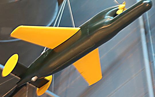 Управляемая ракета Henschel Hs-298