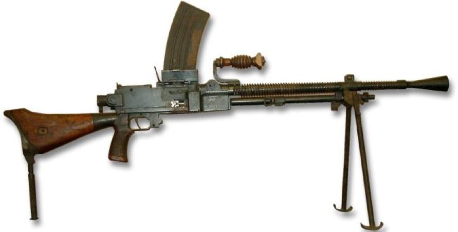 Ручной пулемет Туре 99