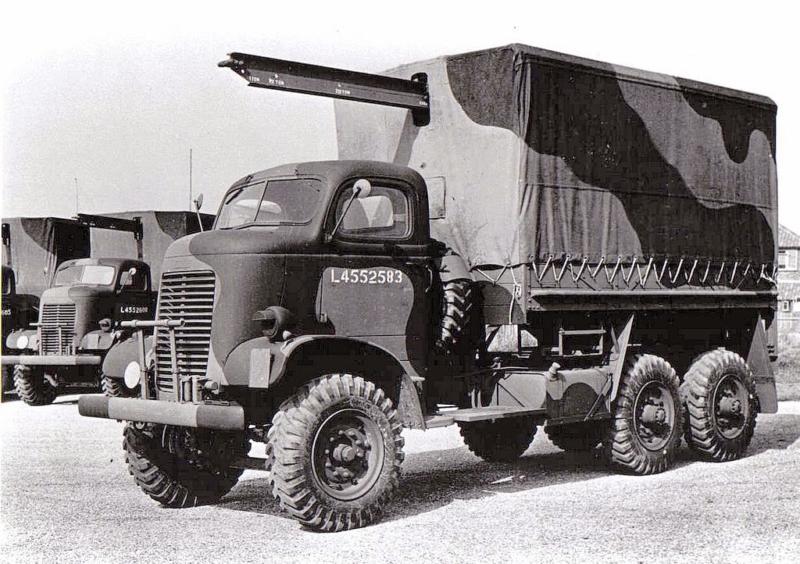 мастерская на базе грузовика Dodge WK-60