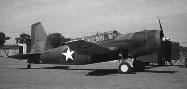 Штурмовик A-35A Vengeance