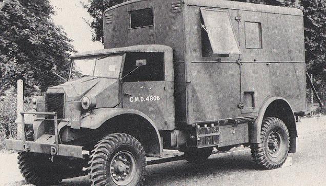 Фургон Chevrolet C-30