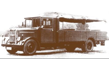 Грузовик MAN Z-1